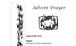 Advetn-prayer
